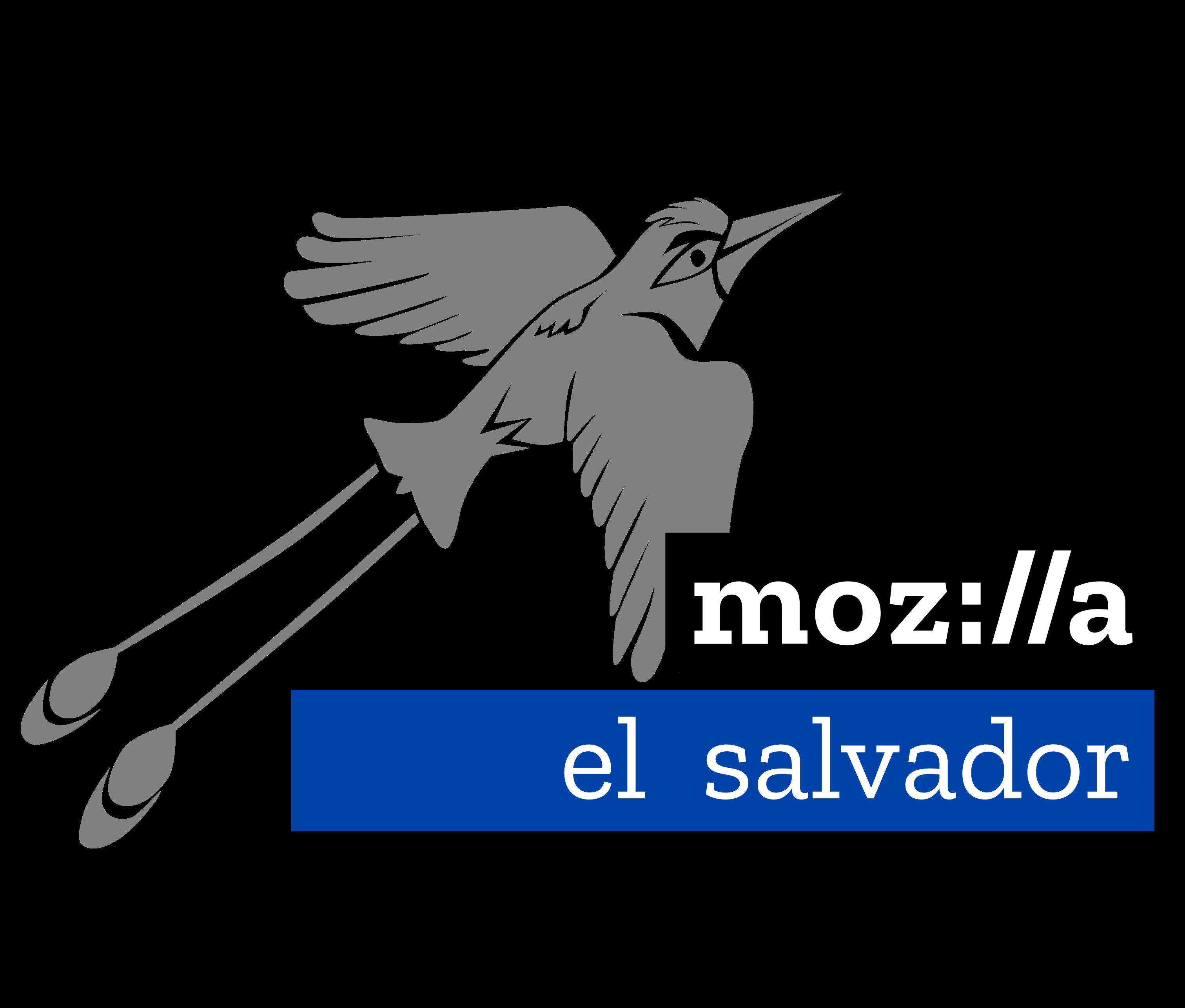 Mozilla El Salvador logo